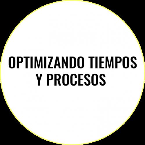 Que todo esté hecho cuando lo necesites, optimizando tiempos y procesos