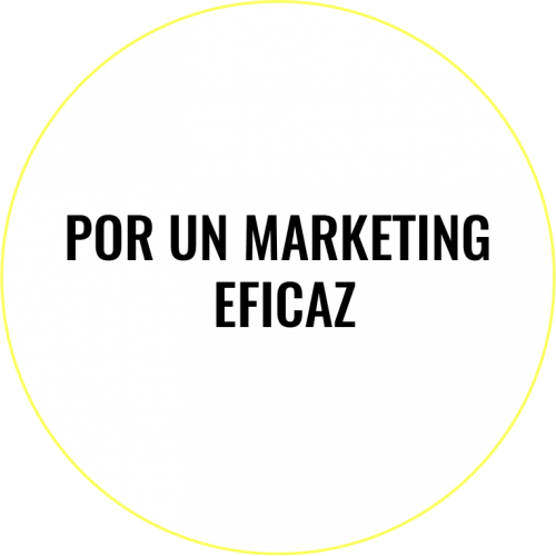POR UN MARKETING EFICAZ